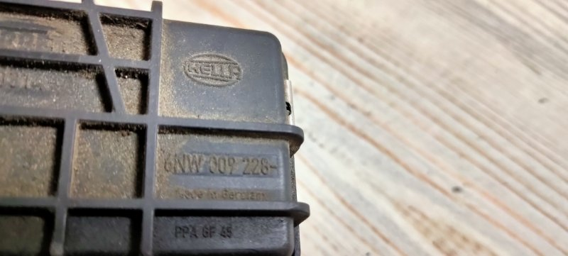 Актуатор турбины A8 2007-2013 D3 4.0TDI