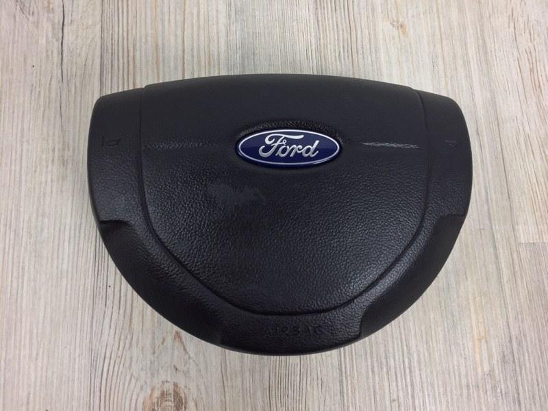 Подушка безопасности в руль Ford Transit Connect 2002-2013 TC7 6T16A042B85AAW контрактная