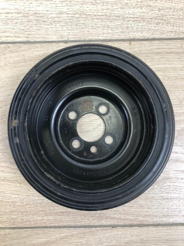 Шкив коленвала VW Passat 2010-2015 B7 04L105243 контрактная