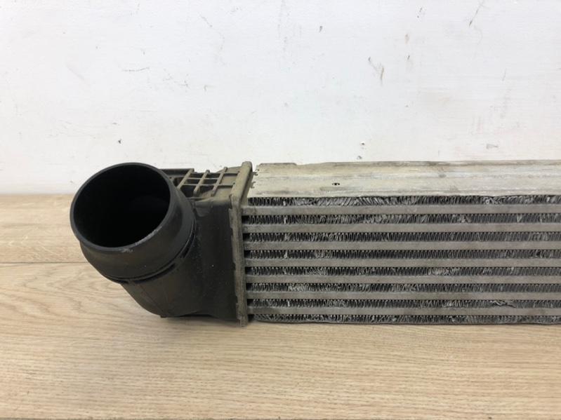 Радиатор интеркулера Megane 3 2009-2016