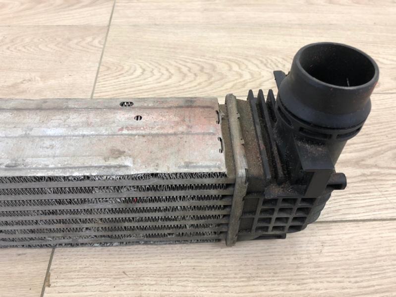 Радиатор интеркулера Renault Megane 3