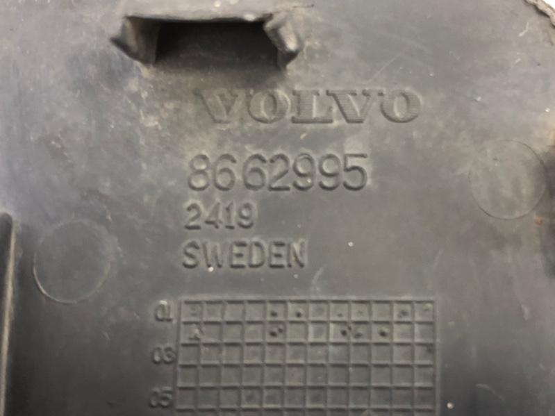 Заглушка буксировочного крюка передняя Volvo XC90