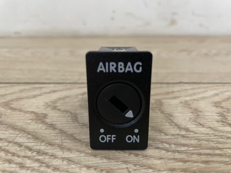 Выключатель AIR BAG передний VW Touareg 2 2010-2018 7P 5P0919237C контрактная
