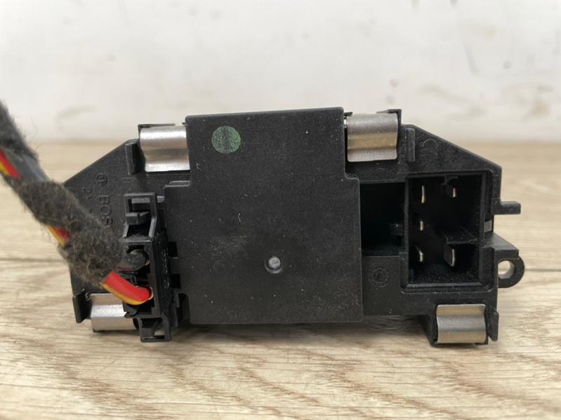 Резистор отопителя Audi Q7 4L