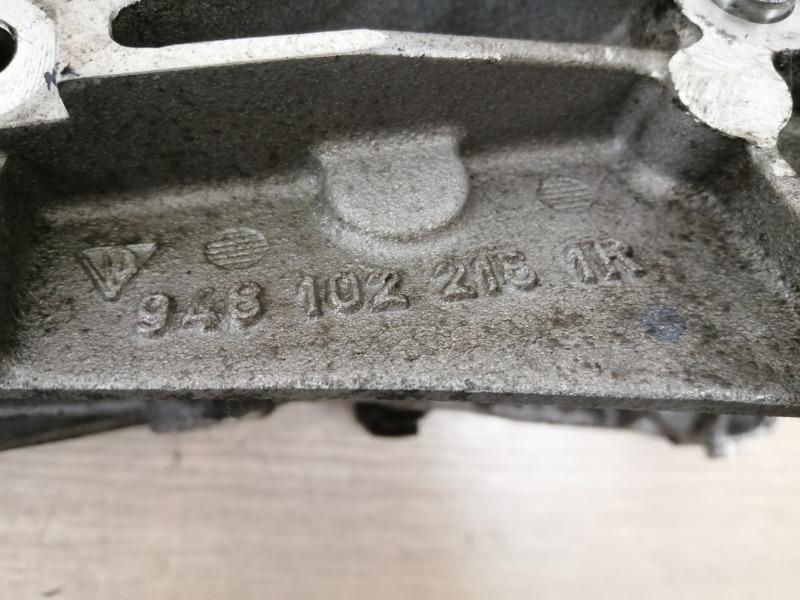 Кронштейн двигателя Porsche Cayenne V8 Turbo 958 (92A) 4852