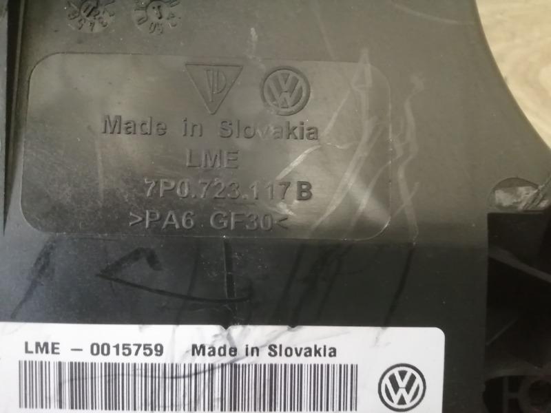 Педальный узел Porsche Cayenne 958 (92A) 3.0TDI CRCA