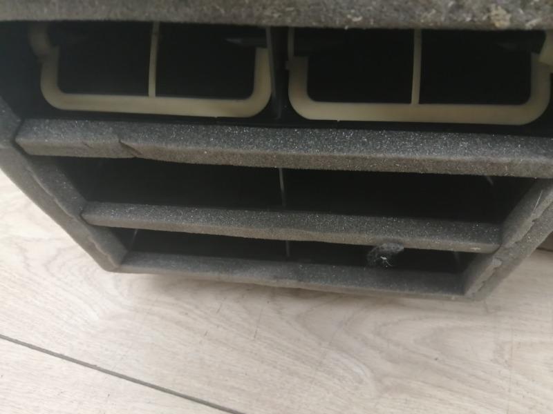 Корпус печки Cayenne 2012 958 (92A) 3.0TDI CRCA