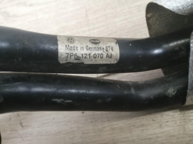 Трубка охлаждающей жидкости Porsche Cayenne 958 (92A) 3.0TDI CRCA