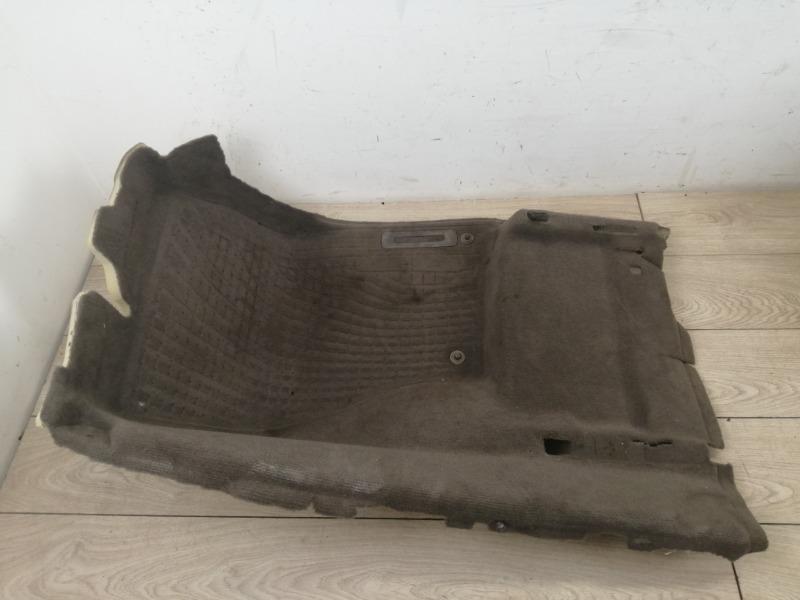 Настил пола передний правый Porsche Cayenne 2012 958 (92A) 3.0TDI CRCA 95855110300GP8 контрактная