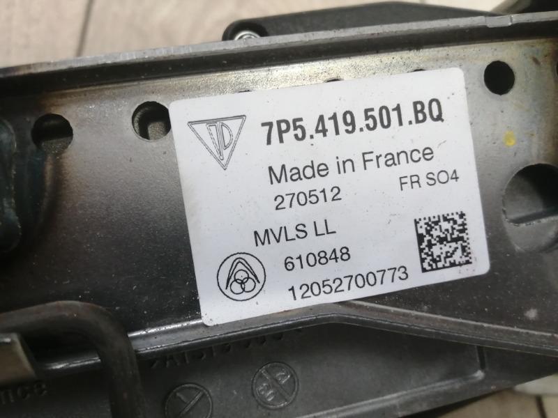 Рулевая колонка Cayenne 2012 958 (92A) 3.0TDI CRCA