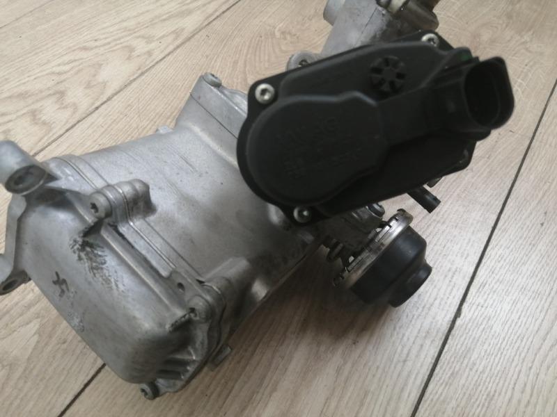Радиатор системы EGR Porsche Cayenne 958 (92A) 3.0TDI CRCA