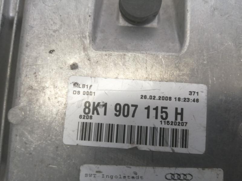 Блок управления ДВС Audi A4 B8 1.8TFSI