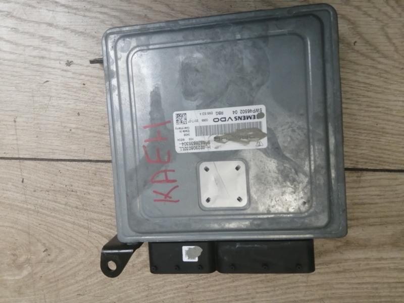 Блок управления ДВС Cayenne 2003-2010 957