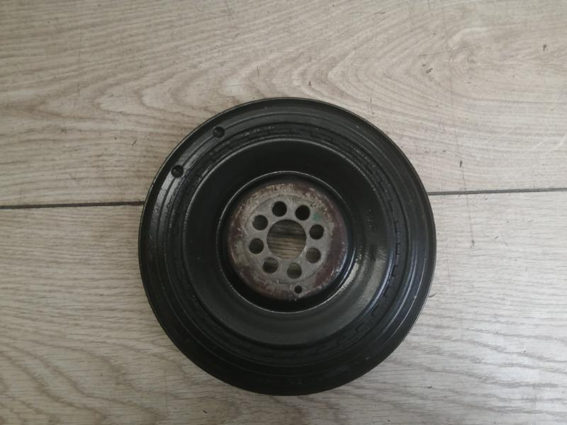 Шкив коленвала Porsche Cayenne 2012 958 (92A) 3.0TDI CRCA 059105251BN контрактная
