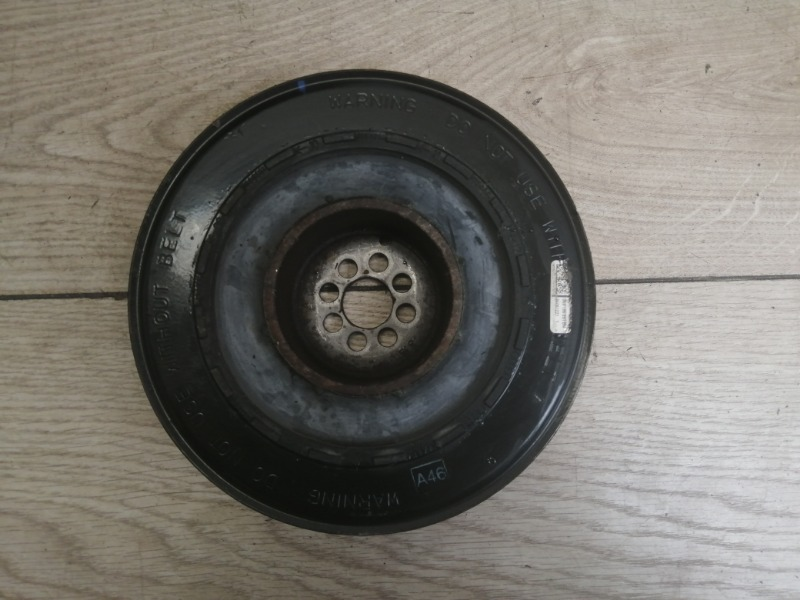 Шкив коленвала Cayenne 2012 958 (92A) 3.0TDI CRCA