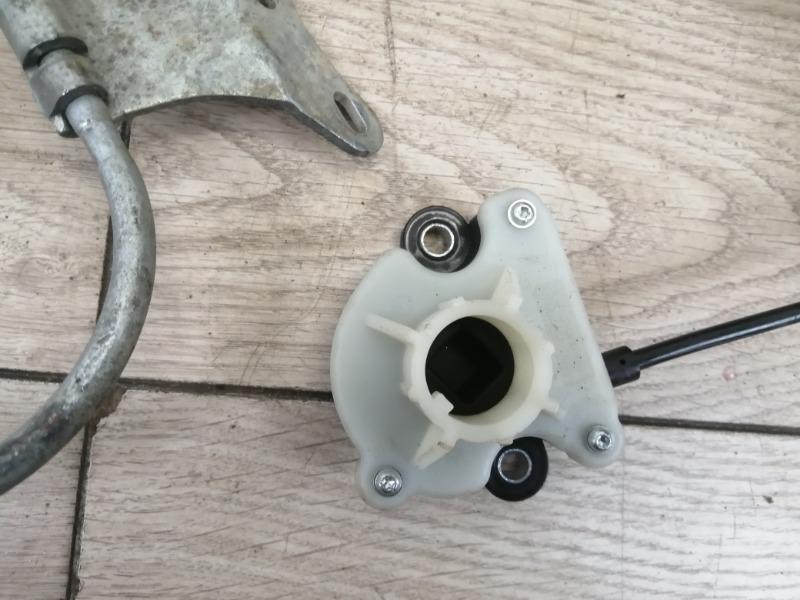 Трос аварийной разблокировки АКПП Porsche Cayenne 958 (92A) 3.0TDI CRCA