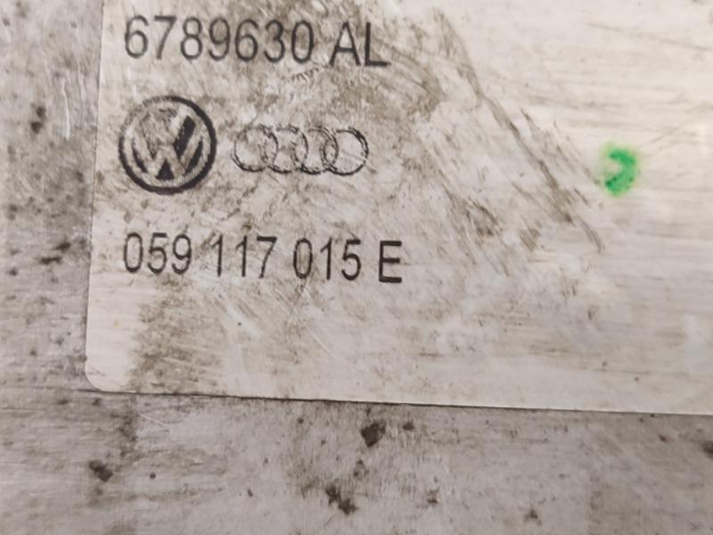 Радиатор масляный Porsche Cayenne 958 (92A) 3.0TDI CRCA