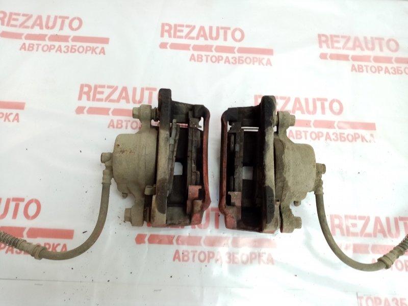 Суппорт тормозной передний левый Galant EA3A 4G64