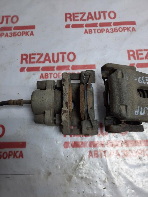 Суппорт тормозной задний левый 5-Series E39