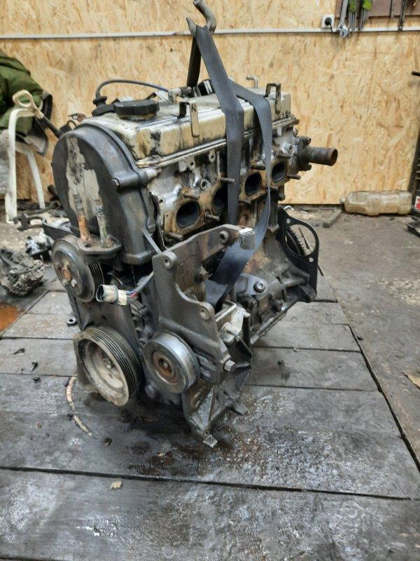 Двигатель в сборе Galant 2002 4A3A 4G64