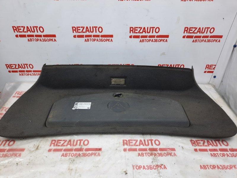 Обшивка крышки багажника BMW 5-Series E34 Б/У