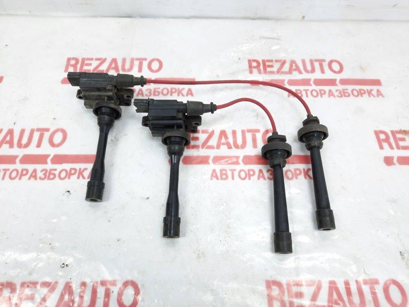 Катушка зажигания Mitsubishi Galant 2002 4A3A 4G64 MD 362907 Б/У