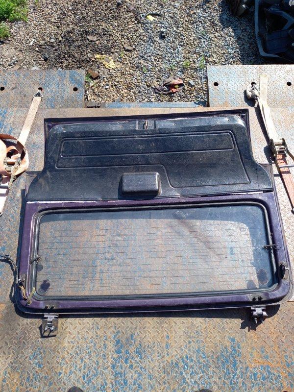 Дверь багажника Lada Niva 2121