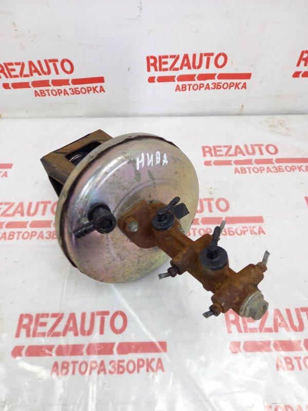 Вакуумный усилитель тормозов Lada Niva 2121 Б/У