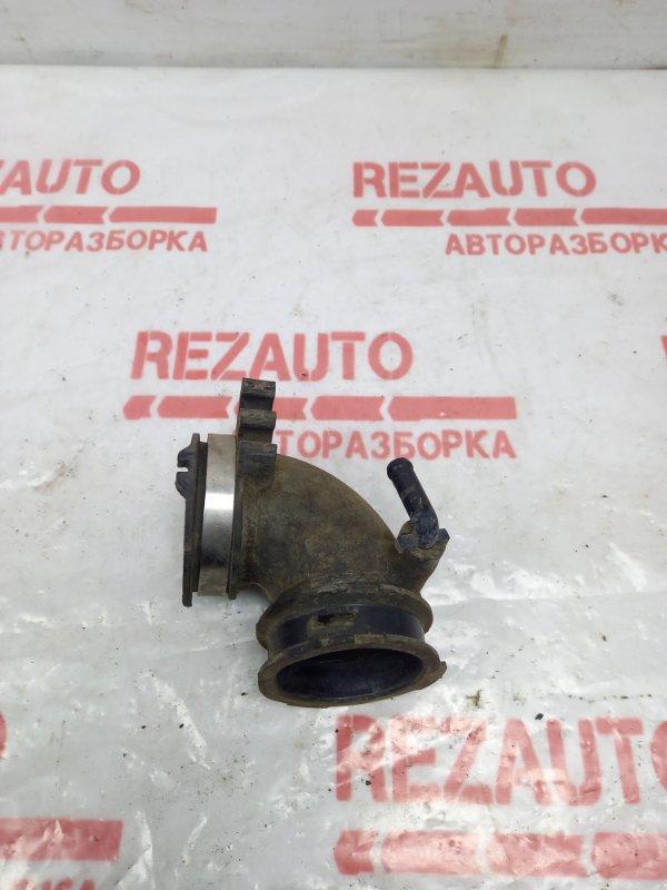 Патрубок воздушного фильтра Mazda Mazda3 2005 BK Z6 Б/У