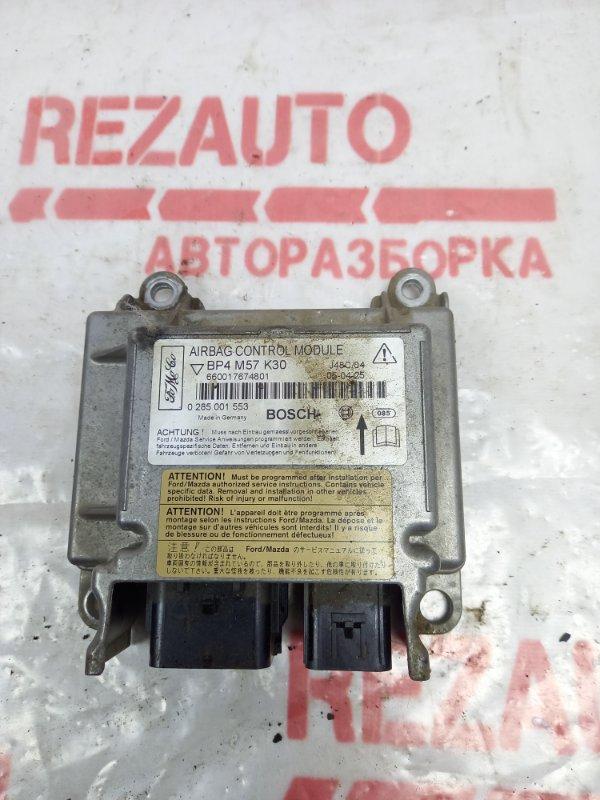 Блок управления airbag Mazda Mazda3 2005 BK Z6 Б/У