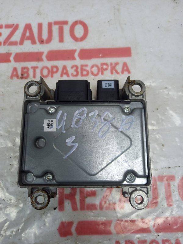Блок управления airbag Mazda Mazda3 BK Z6