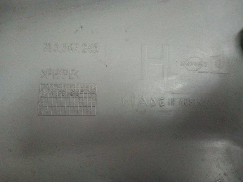 Обшивка стойки задняя правая Cayenne 2003-2010