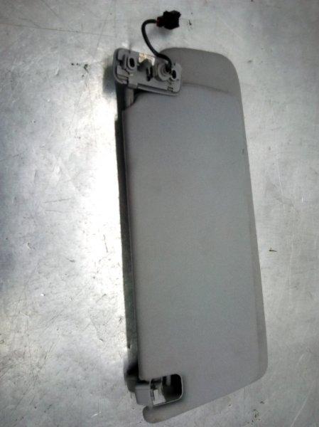 Козырек солнцезащитный передний правый Porsche Cayenne 2003-2010 7L5857552N Б/У