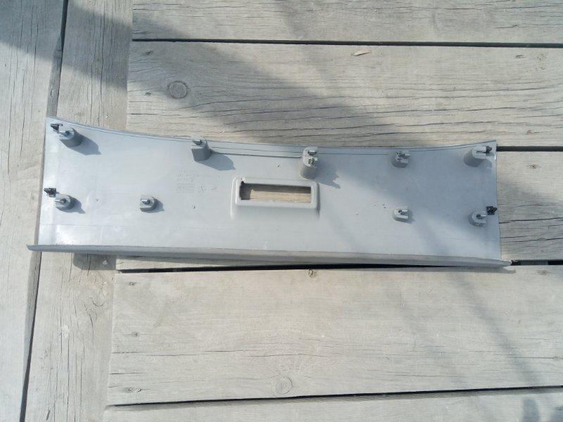 Накладка (кузов внутри) задняя Cayenne 2003-2010
