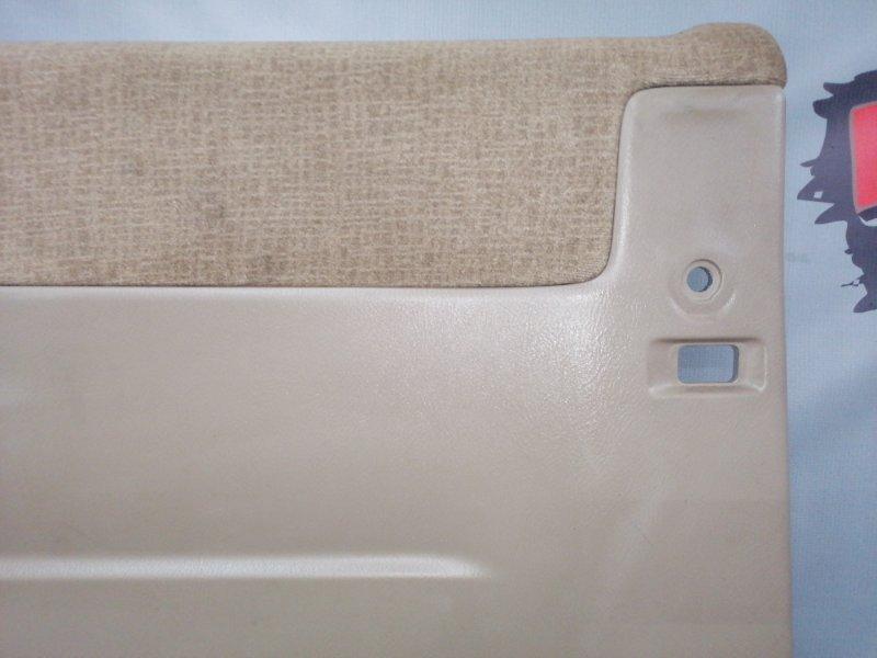 Обшивка двери задняя левая StepWGN 2002 RF4 K20A