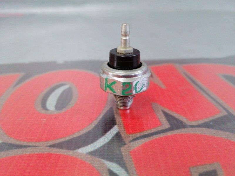Датчик давления масла Honda StepWGN 2002 RF4 K20A 37240-PT0-014 контрактная