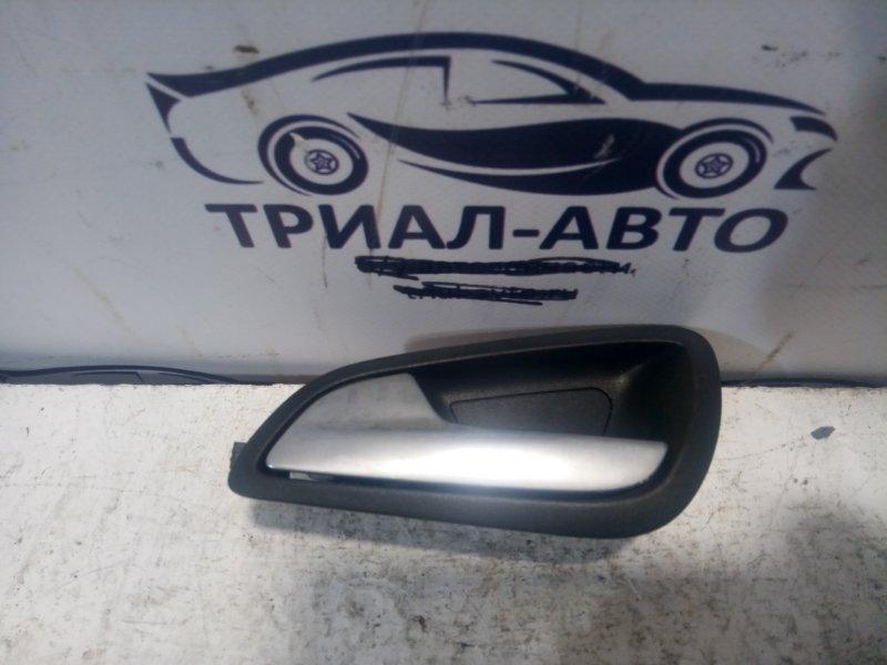 Ручка двери задняя левая Ford Focus 2010-2018 3 Хэтчбек 16L Duratec Ti-VCT (123PS) 1746825 контрактная