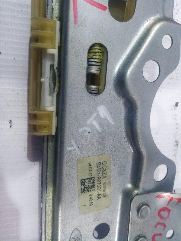 Стеклоподъемник задний левый Focus 2010-2018 3 Хэтчбек 16L Duratec Ti-VCT (123PS)