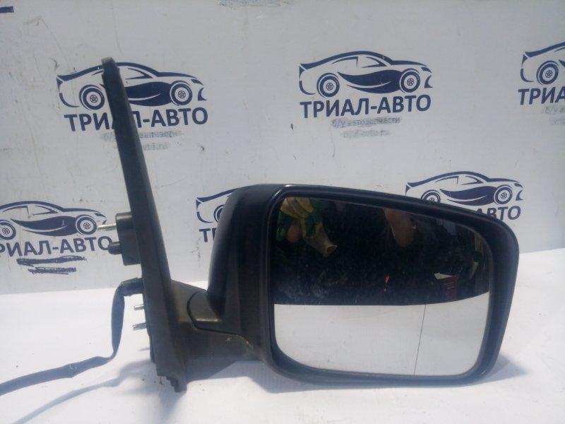 Зеркало правое Nissan X-Trail 2007-2014 T31 25 QR25DE 96301JH20A контрактная