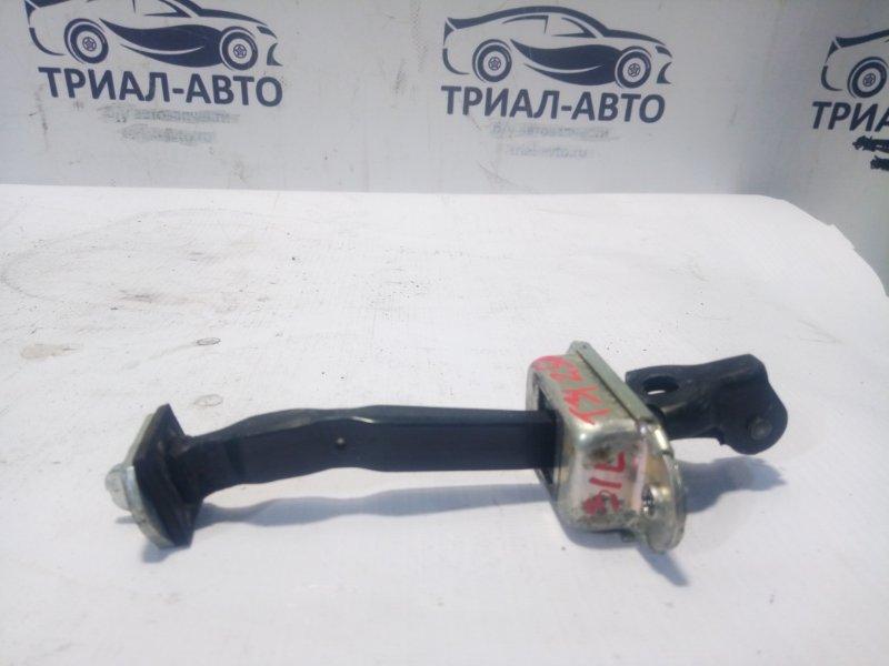 Ограничитель двери задний левый Nissan X-Trail 2007-2014 T31 25 QR25DE 82430JG000 контрактная