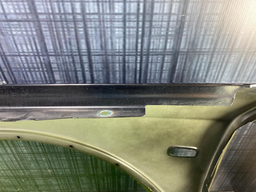 Крыло переднее правое Allroad 2004 C5 BES