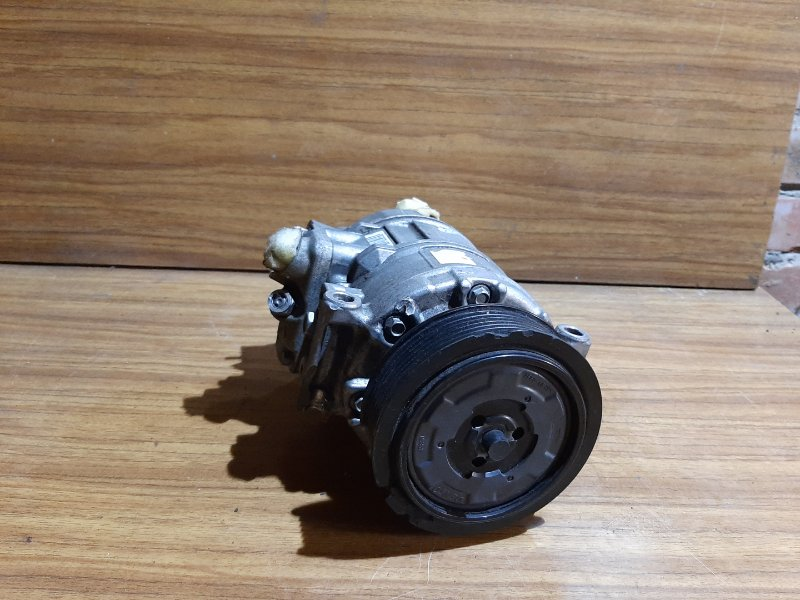 Компрессор кондиционера Volkswagen Jetta 1k0820859s Б/У
