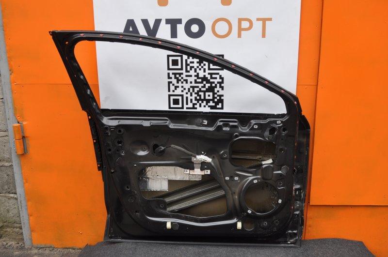 Дверь передняя левая Fusion 2014 Седан 1.5L EcoBoost l-4
