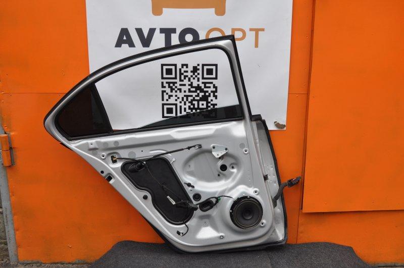 Дверь задняя левая Jetta 2013 Седан 1.4 Hybrid