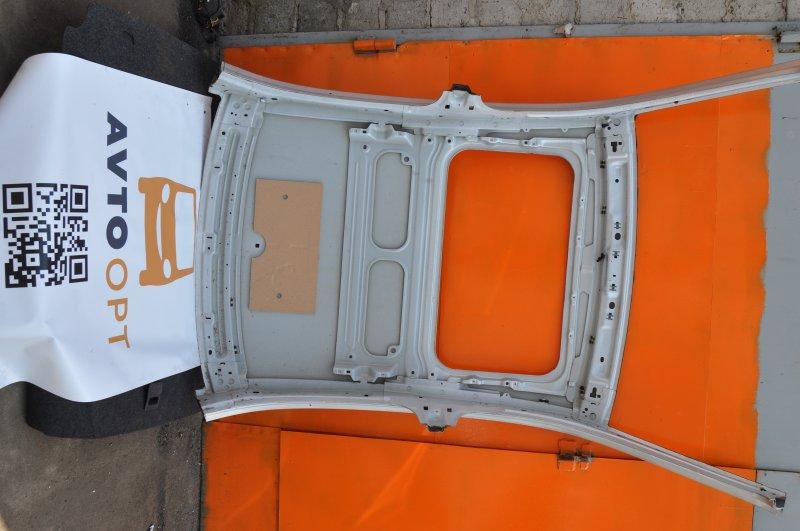 Крыша (металл) под люк Fusion 2013 Седан 1.6L Eco Boost I-4