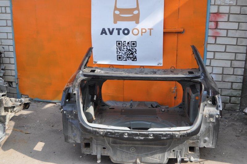 Задняя панель Volkswagen Jetta 2013 Седан 1.4 Hybrid Б/У