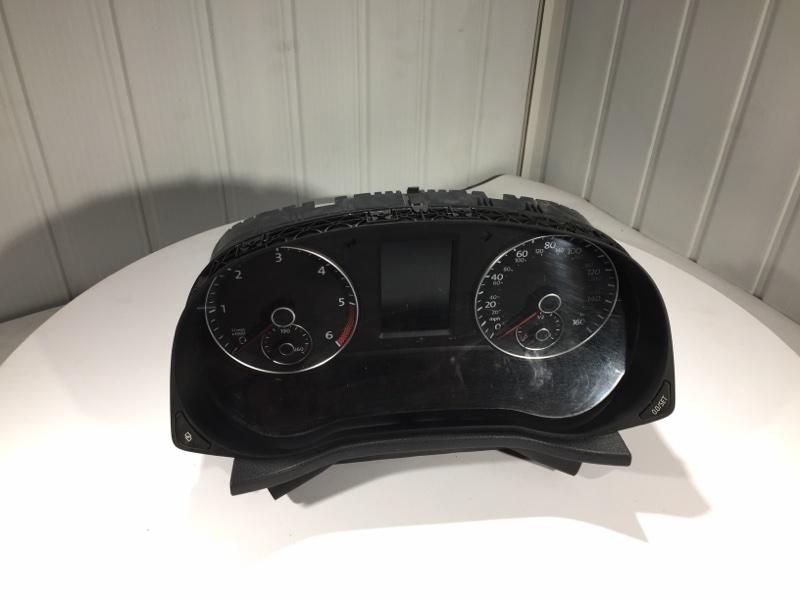 Панель приборов передний Volkswagen Passat B7 Седан 561920970C Б/У