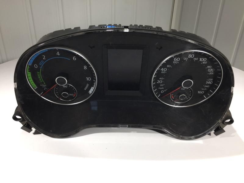 Панель приборов передний левый Volkswagen Jetta 2013 Седан 1.4 Hybrid 5C6920970D Б/У