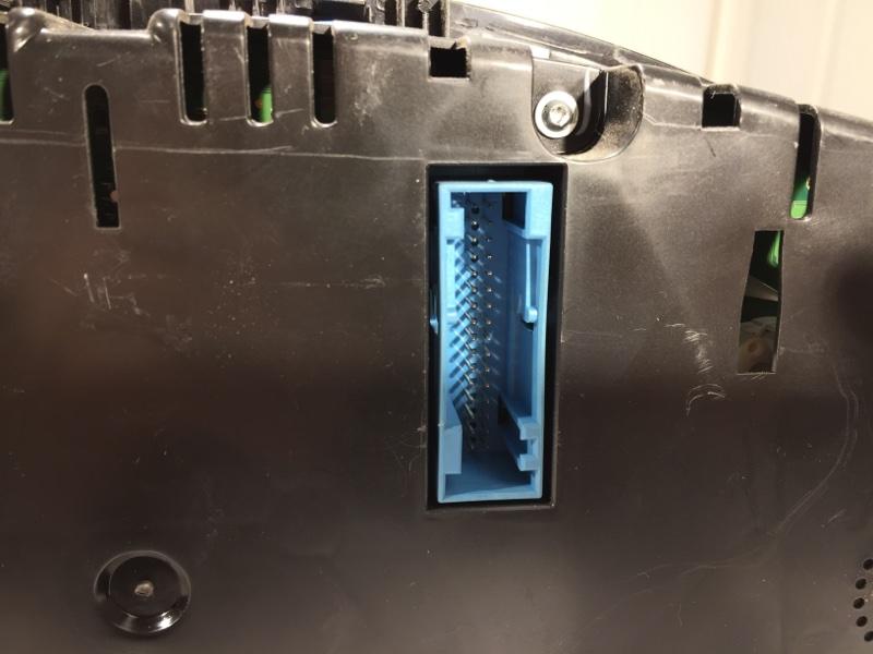 Панель приборов передний левый Jetta 2013 Седан 1.4 Hybrid