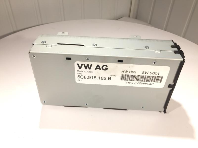 Электронный блок управления двигателем Volkswagen Jetta 2013 Седан 1.4 Hybrid 5C6915182B Б/У